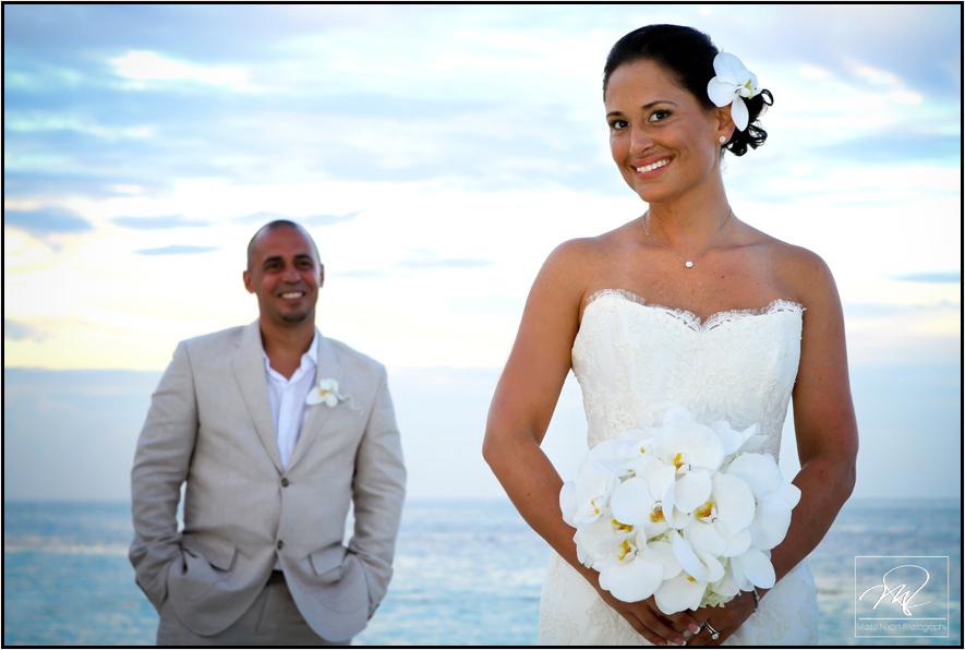 Sheraton Nassau Beach Resort Wedding Simone And Victor