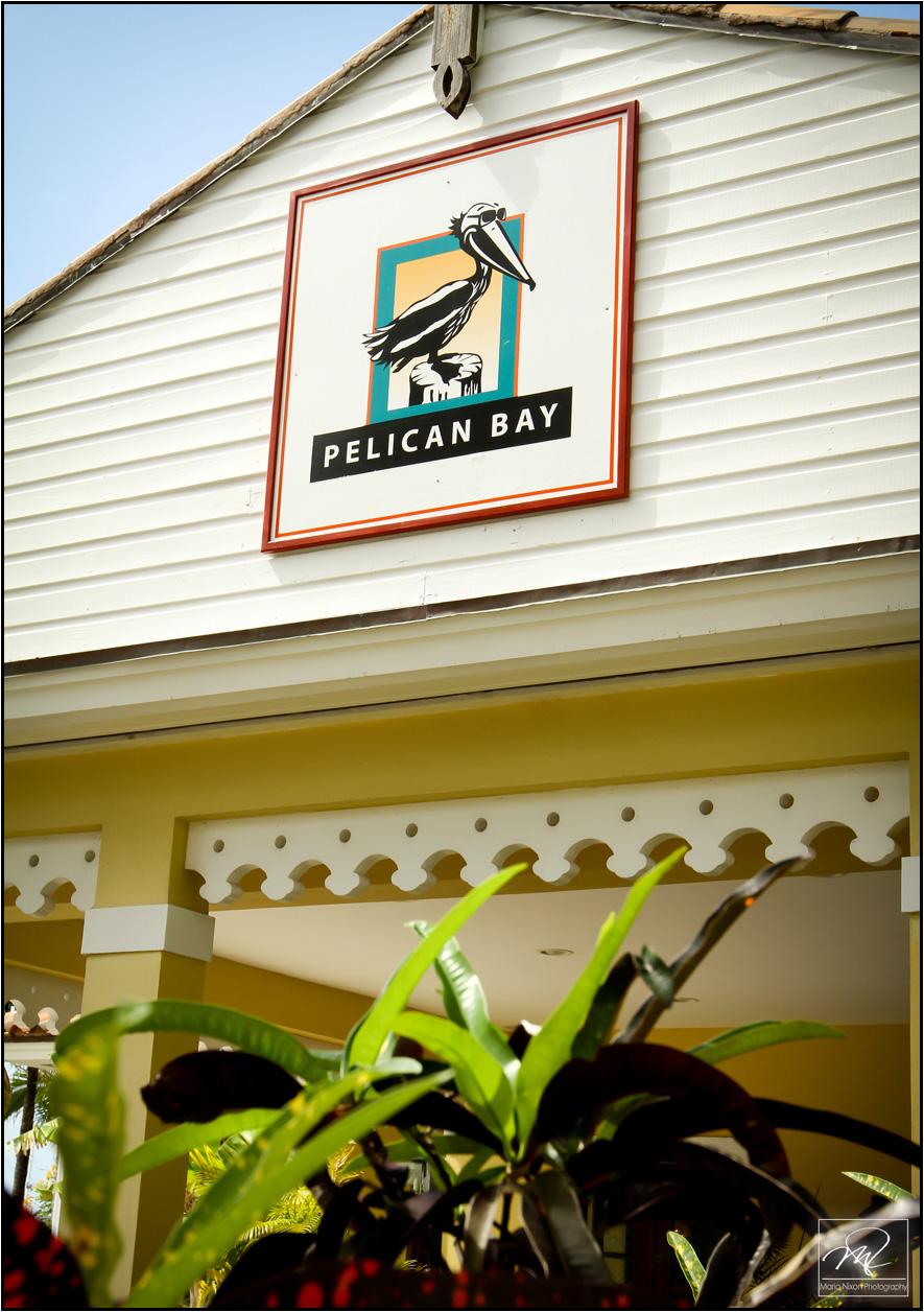 Pelican Bay Hotel Wedding