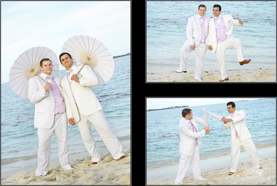 Awesome Nassau Bahamas Wedding Vincent And Diana
